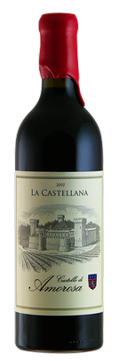 2007 LA CASTELLANA Super Tuscan Blend, Napa Valley