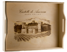 Castello, Wooden Tray