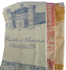 Castello Tea Towels