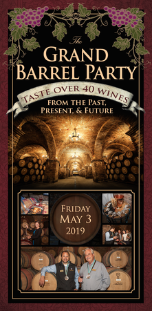 The Grand Barrel Party VIP Ticket, Friday, May 3, 2019