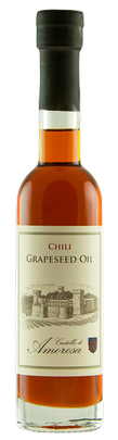 Grapeseed Oil - Chili Infused