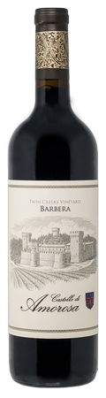 2016 BARBERA, Twin Creeks Vineyard