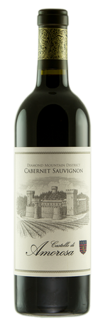 2013 DIAMOND MOUNTAIN DISTRICT, Cabernet Sauvignon Image