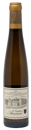 2018 Late Harvest GEWÜRZTRAMINER,  Anderson Valley