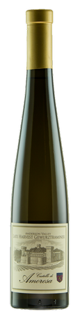 2017 Late Harvest GEWÜRZTRAMINER,  Anderson Valley Image