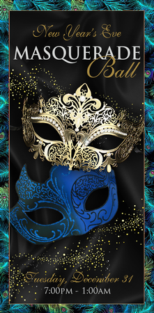 NYE Masquerade Member Ticket, Tuesday, December 31, 2019 Image