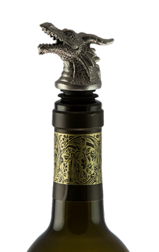 Animal Head, Wine Pourer-Aerator