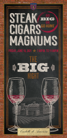The Big Night Guest - Friday 6.18.21