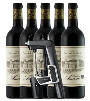 Cabernet Vertical, Coravin Special