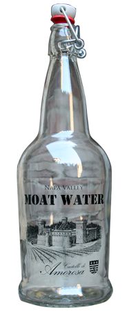 Castello Glass, Moat Water Bottle