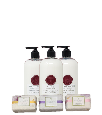 Grapeseed, Bath Pack