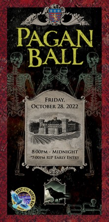 The Pagan Ball Guest - Friday 10.28.22