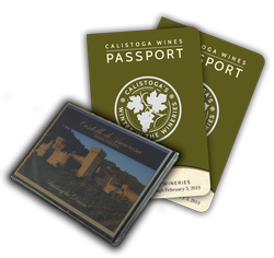 2018-2019 Passport to the Wineries DVD Set Image