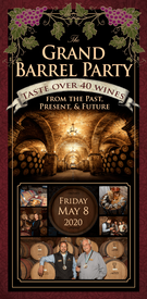 The Grand Barrel Party VIP - Friday 5.8.20