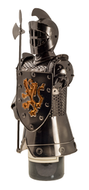 Castello Knight, Wine Caddy