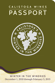 2018-2019 Passport to the Wineries Image